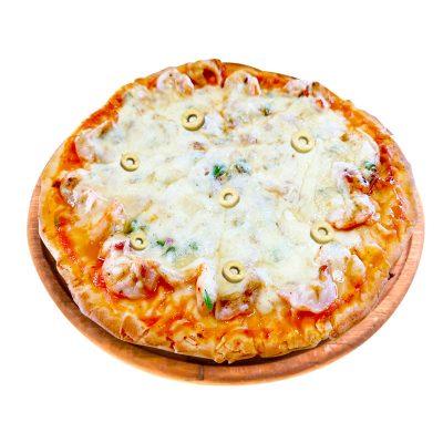 Pizza Délice d'océan