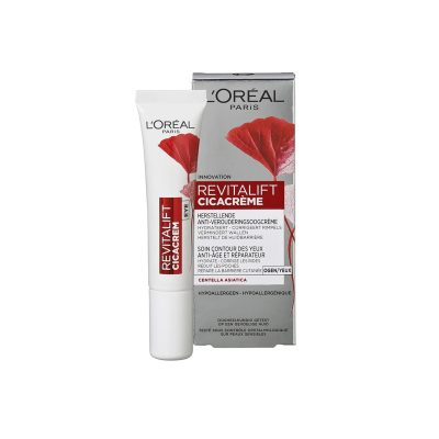 Revitalift CicaCrème Soin Contour des Yeux Anti-âge & Réparateur L'Oréal