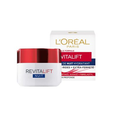 Revitalift Nuit Anti-ride 40-60 ans 50 ml L'Oréal