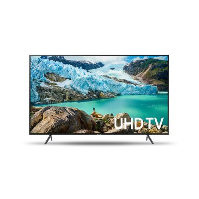 "Led Smart TV 49"" UHD Flat Samsung UA49RU7100KXKE"
