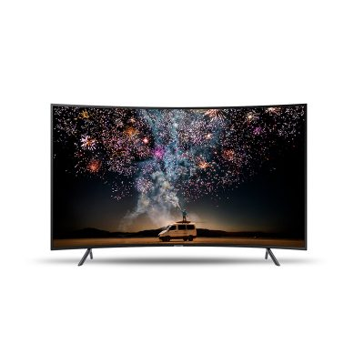 "Led Smart TV 49"" Curved Ultra HD UA49RU7300KXKE"