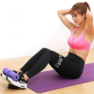 Abdominal curl fitness equipment
