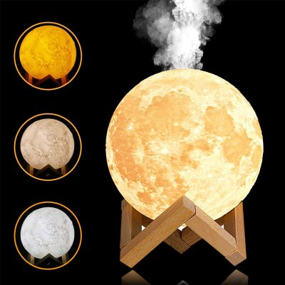 Moonlight humidifier