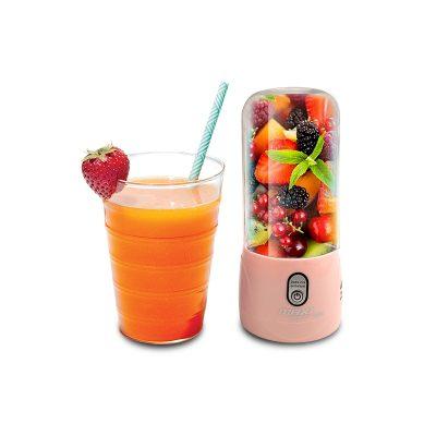 Portable juicing cup